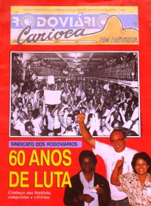 Sindicato dos Rodoviários 60 anos
